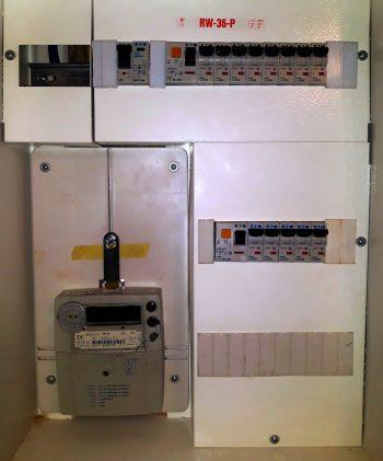 Wymiana instalacji elektrycznej Witkowice